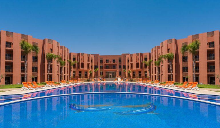 summer holiday in Marrakech
