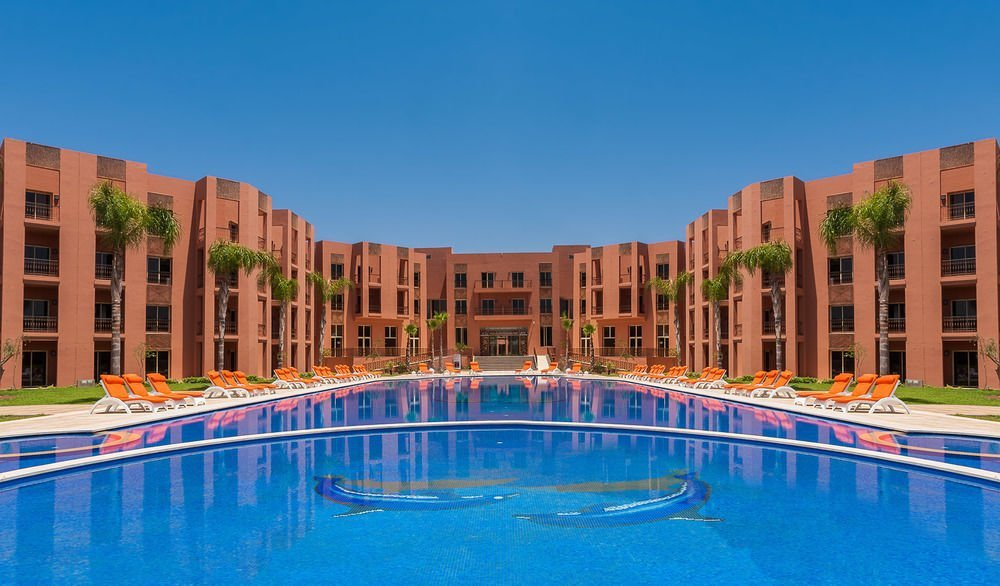 Summer holiday in marrakech july 1 week flights 4 for Corse appart hotel