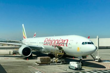 review of ethiopian airlines
