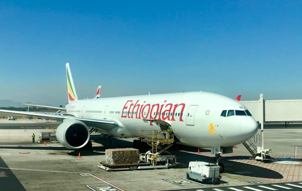 My Review Of Ethiopian Airlines Service From Dublin To