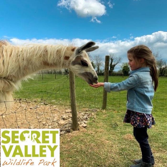 Secret Valley Wildlife Park, Wexford