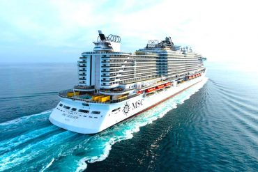 review of msc seaview