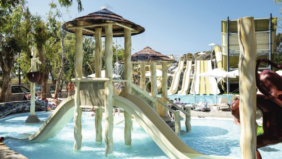 water park holidays