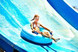 waterpark holidays