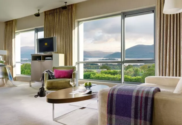 Cheap Five Star Hotels in Ireland - Aghadoe Heights Hotel & Spa