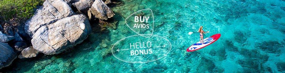 buy or gift avios