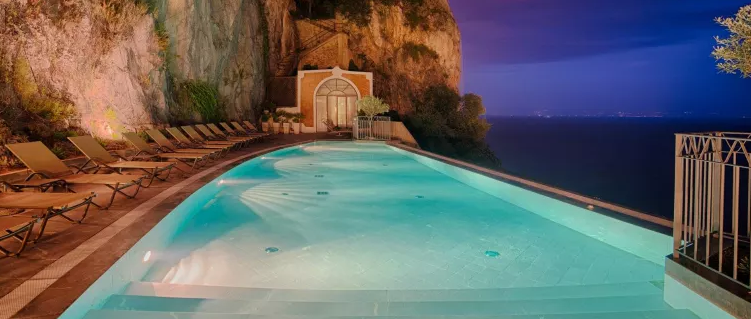 Best Hotels With Infinity Pools: NH Collection Amalfi Coast