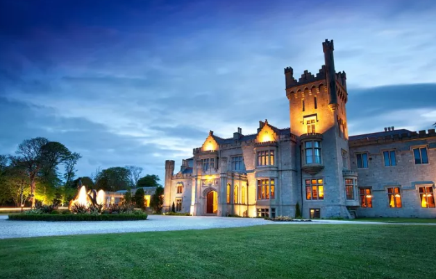 lough eske is one of the five star hotels in ireland that allow pets