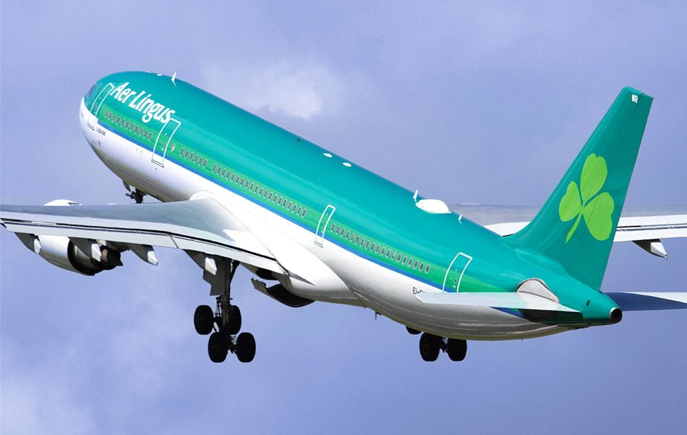 american holidays with direct flights from Ireland