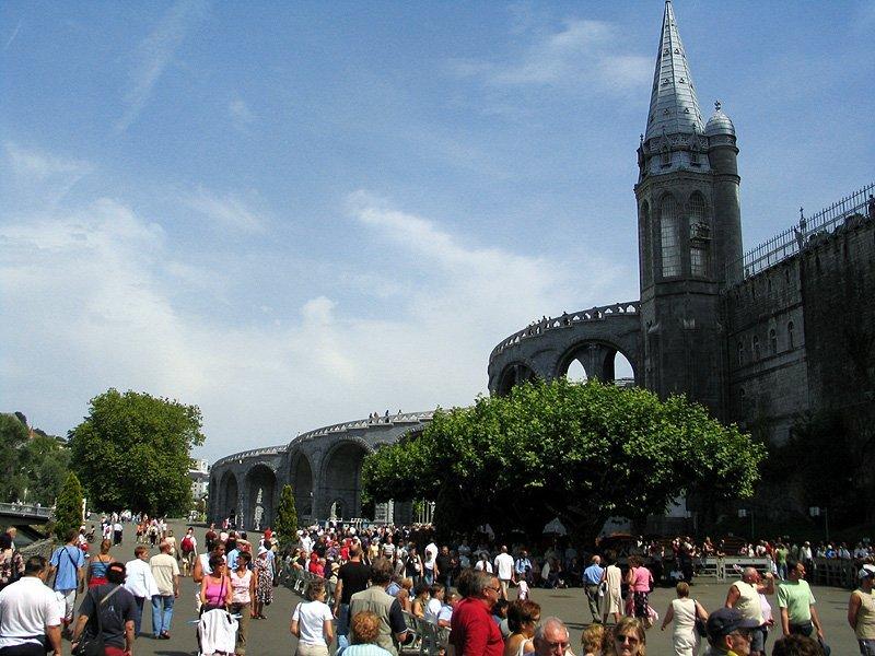 New Destinations from Dublin Airport - Lourdes