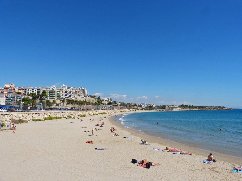 Sun Holidays from Shannon - Tarragona Beach