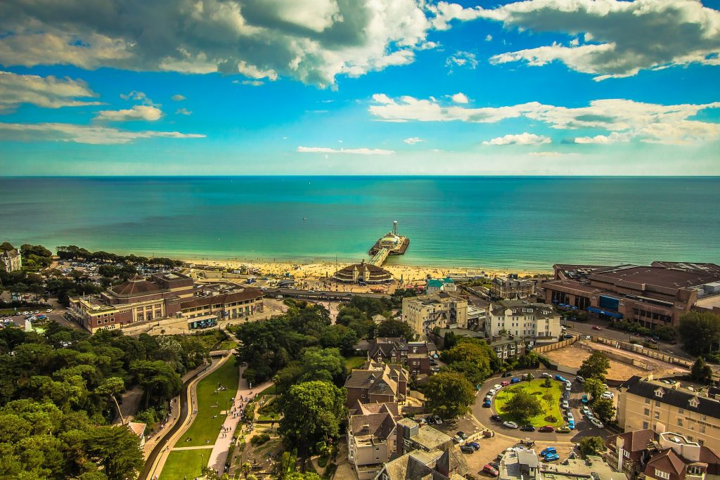 New Destinations from Dublin Airport - Bournemouth