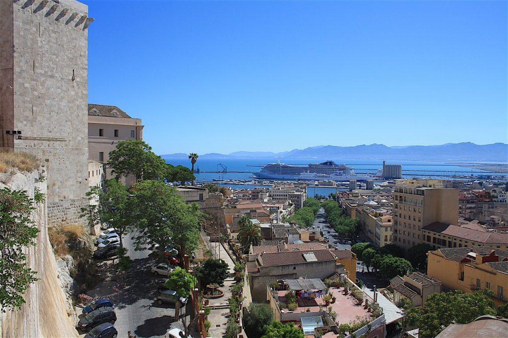 New Destinations from Dublin Airport - Cagliari