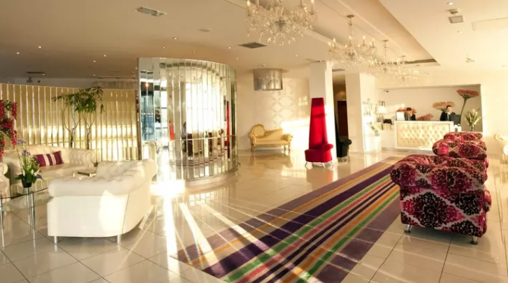 New Year's Eve Hotel Offers - Harlequin Hotel