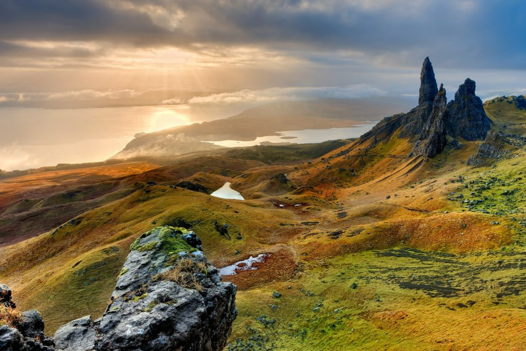 Top Holiday Destinations 2019 - Scotland