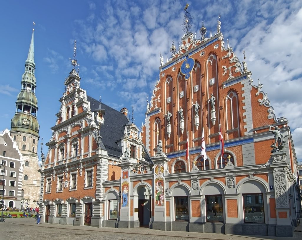 Best City Break Destinations for 2019 - Riga