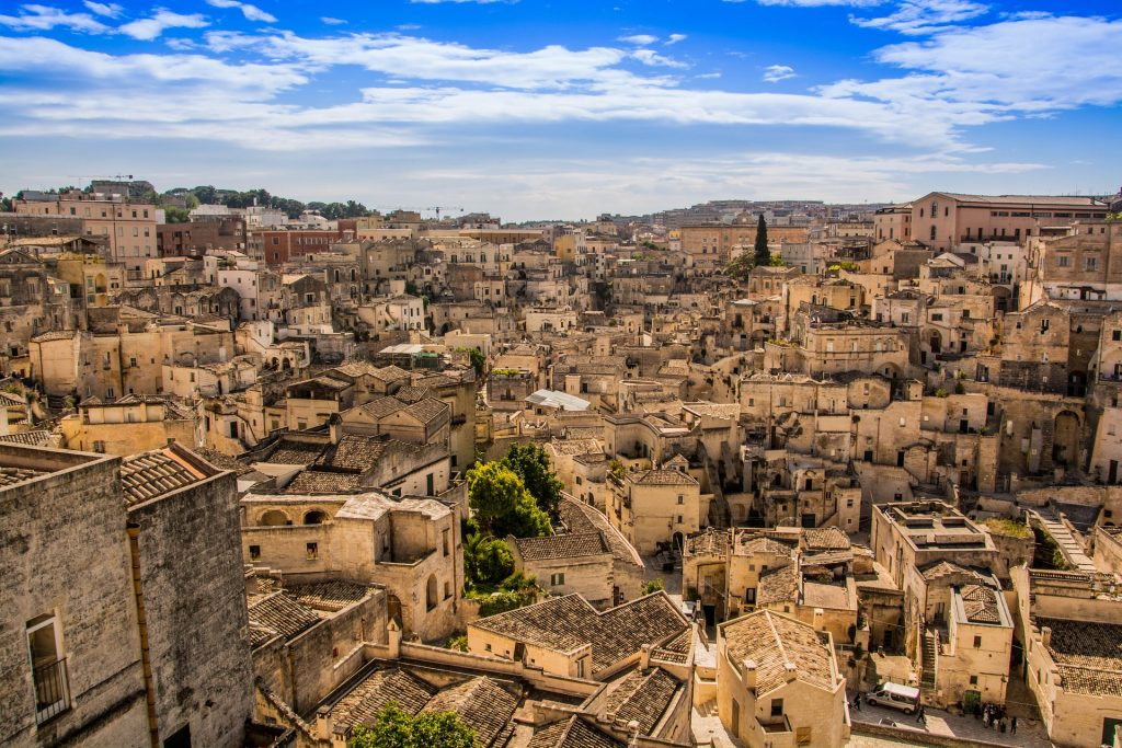 Best City Break Destinations for 2019 - Matera