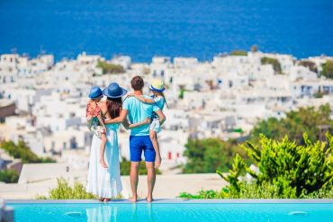 family holidays in Greece
