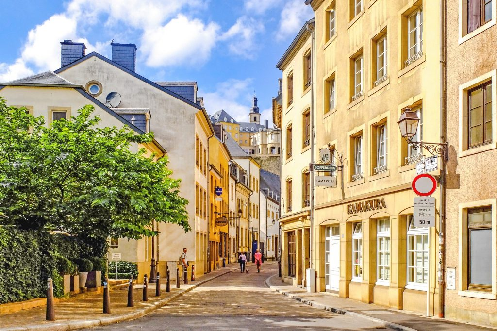 New Destinations from Dublin Airport - Luxembourg