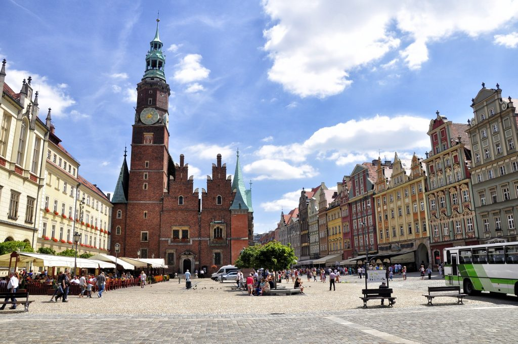 City Breaks over Easter Weekend - Wroclaw