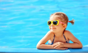 family holidays in July and August with free child places