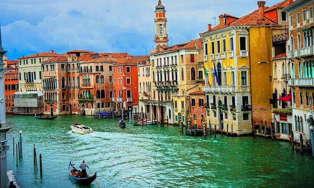 Weekend break in Venice