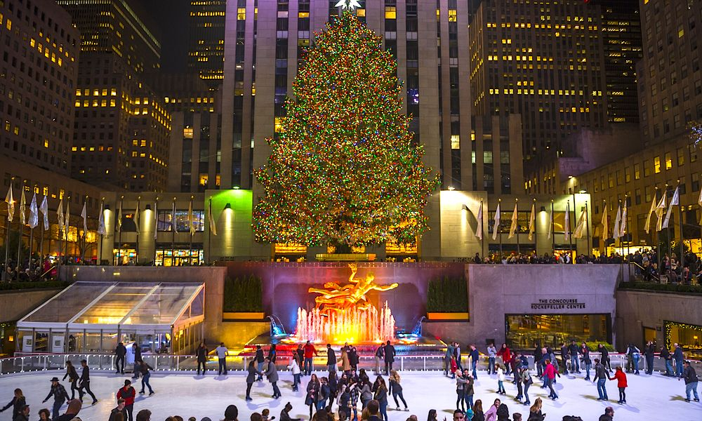 christmas shopping breaks to new york