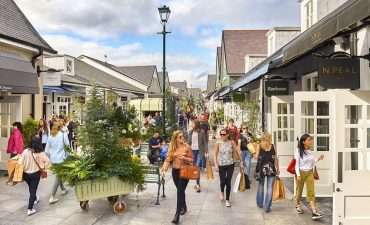 how to collect avios at kildare village