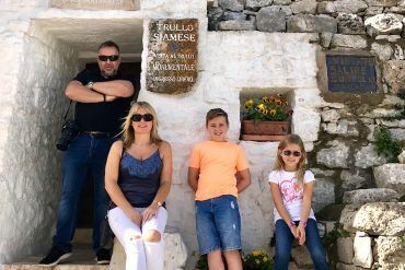 puglia with kids