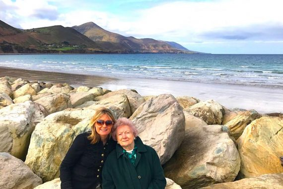 mother and daughter irish spa hotel breaks
