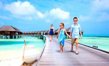 long haul destinations for families