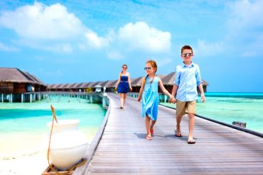 long haul destinations for families