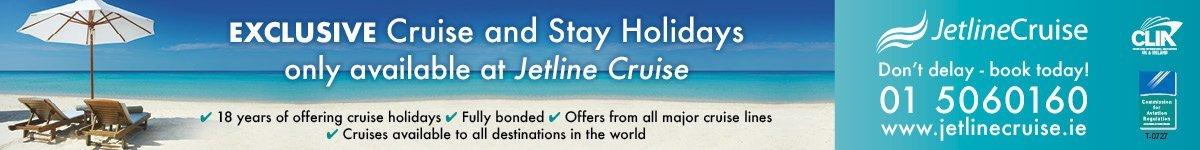 Jetline cruise