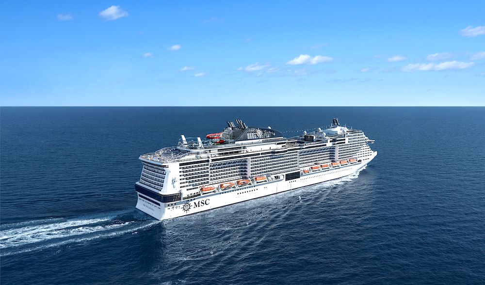 The Travel Expert's Review of MSC Bellissima - What Is She