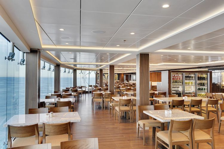 msc marketplace buffet restaurant