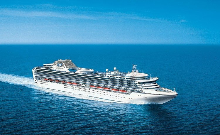 jetline cruise princess cruises