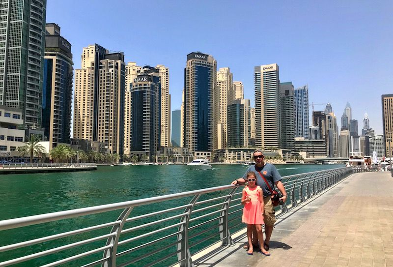 family holiday in dubai