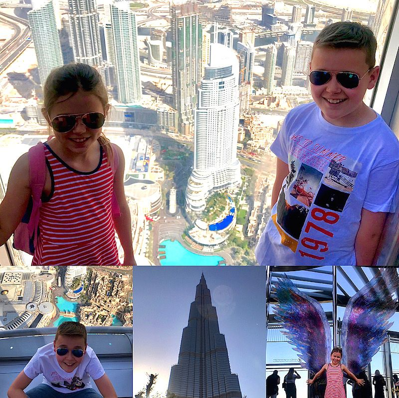 top tips for family holiday in Dubai