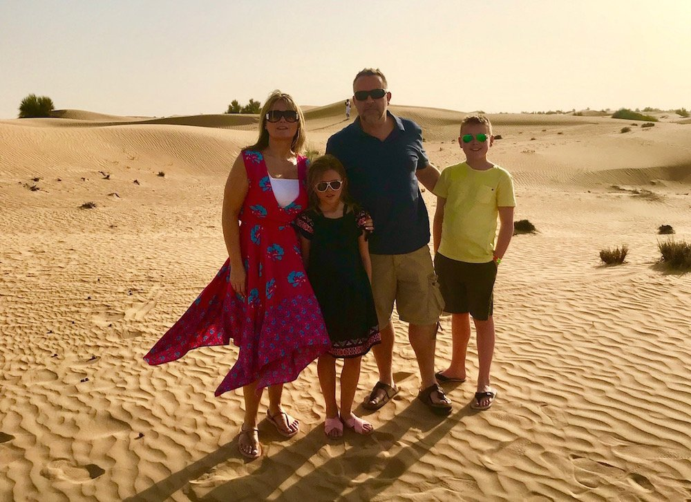 top tips for a family holiday in dubai