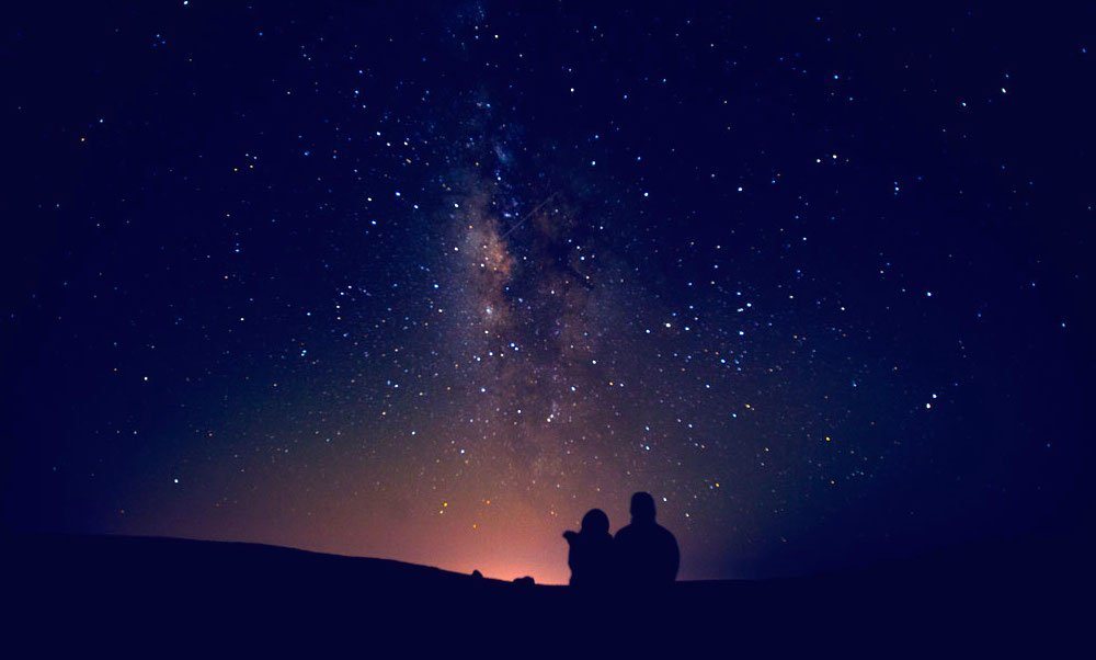 star gazing, one of the many things to do in tenerife
