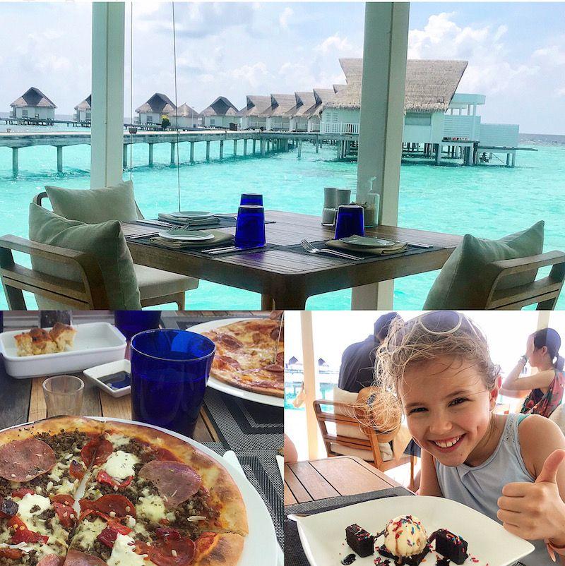 great restaurants at centara grand maldives