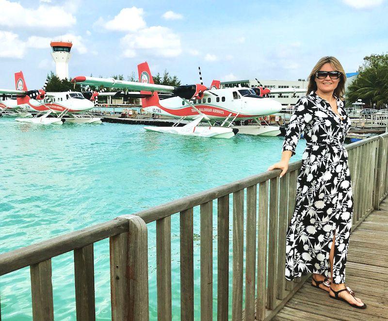 mahe airport maldives