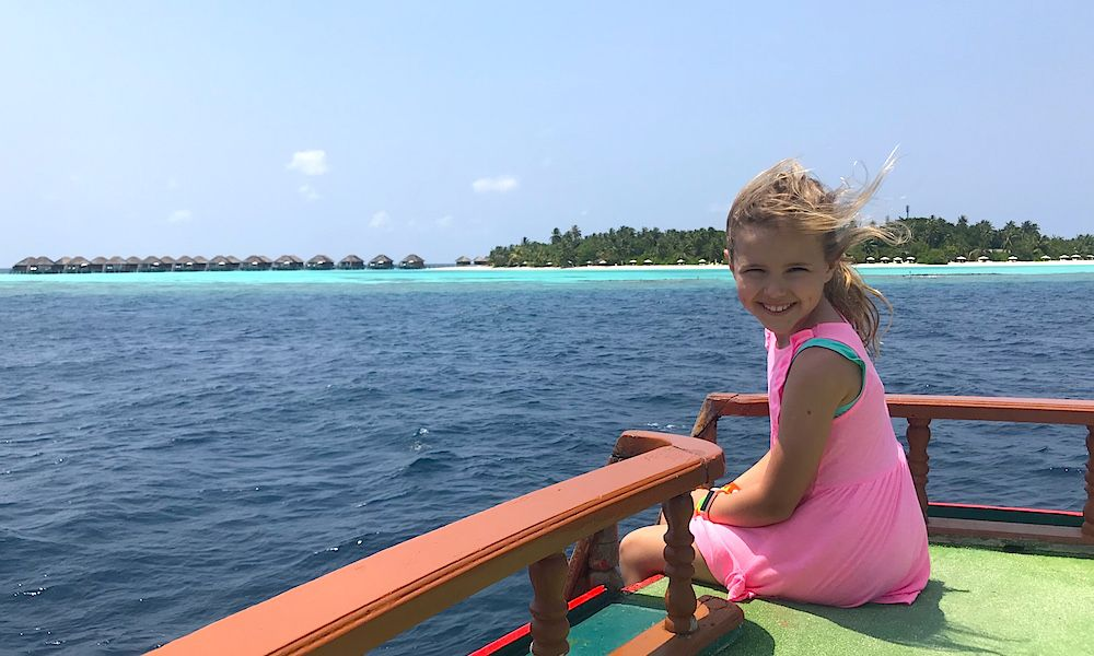 things to do with kids in the maldives