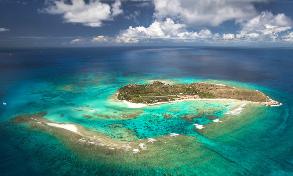 five star hotels in the caribbean - necker island