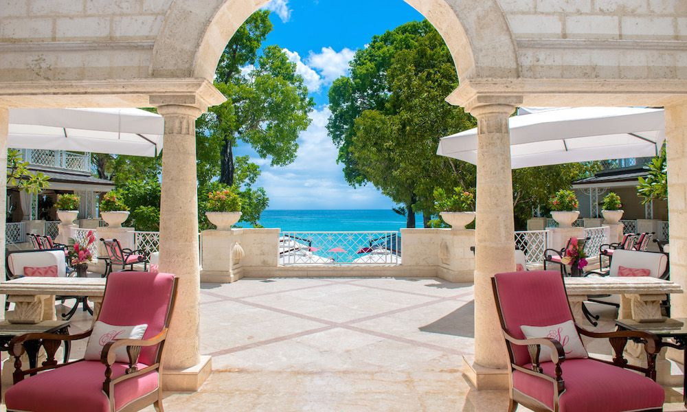 five star hotels in the caribbean - sandy lane