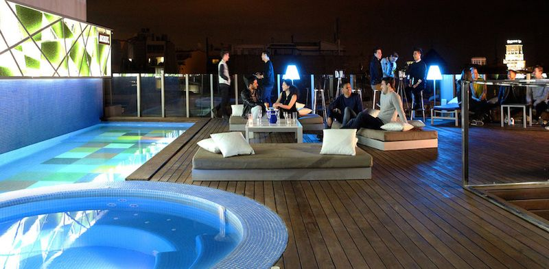 gay friendly hotels in barcelona