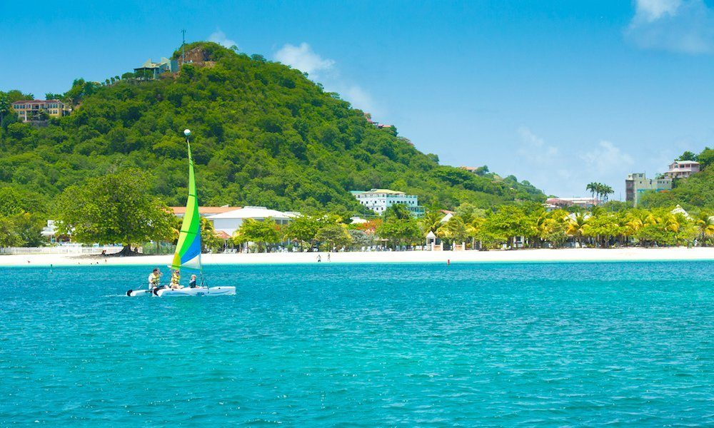 yacht cruises in the caribbean