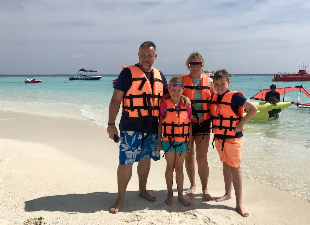 family activities at centara grand maldives