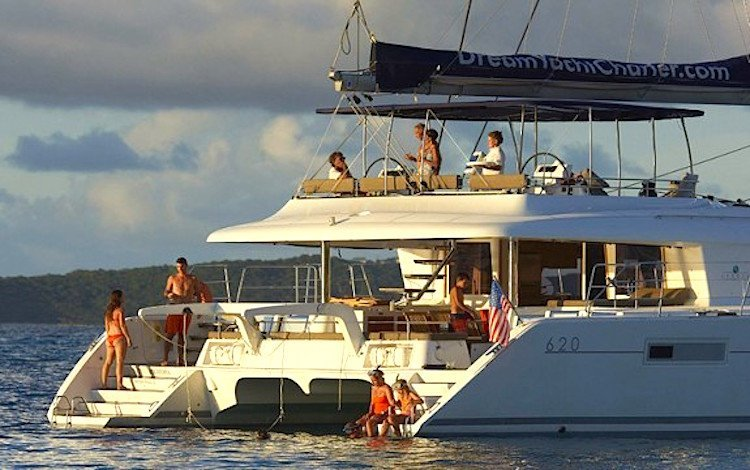 yacht cruises in the grenadines