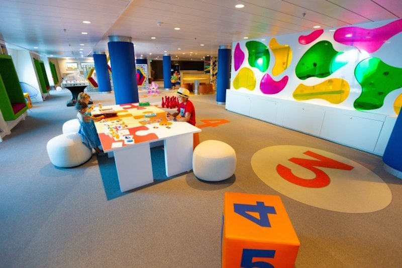 kids clubs on royal caribbean cruise ships - family cruises